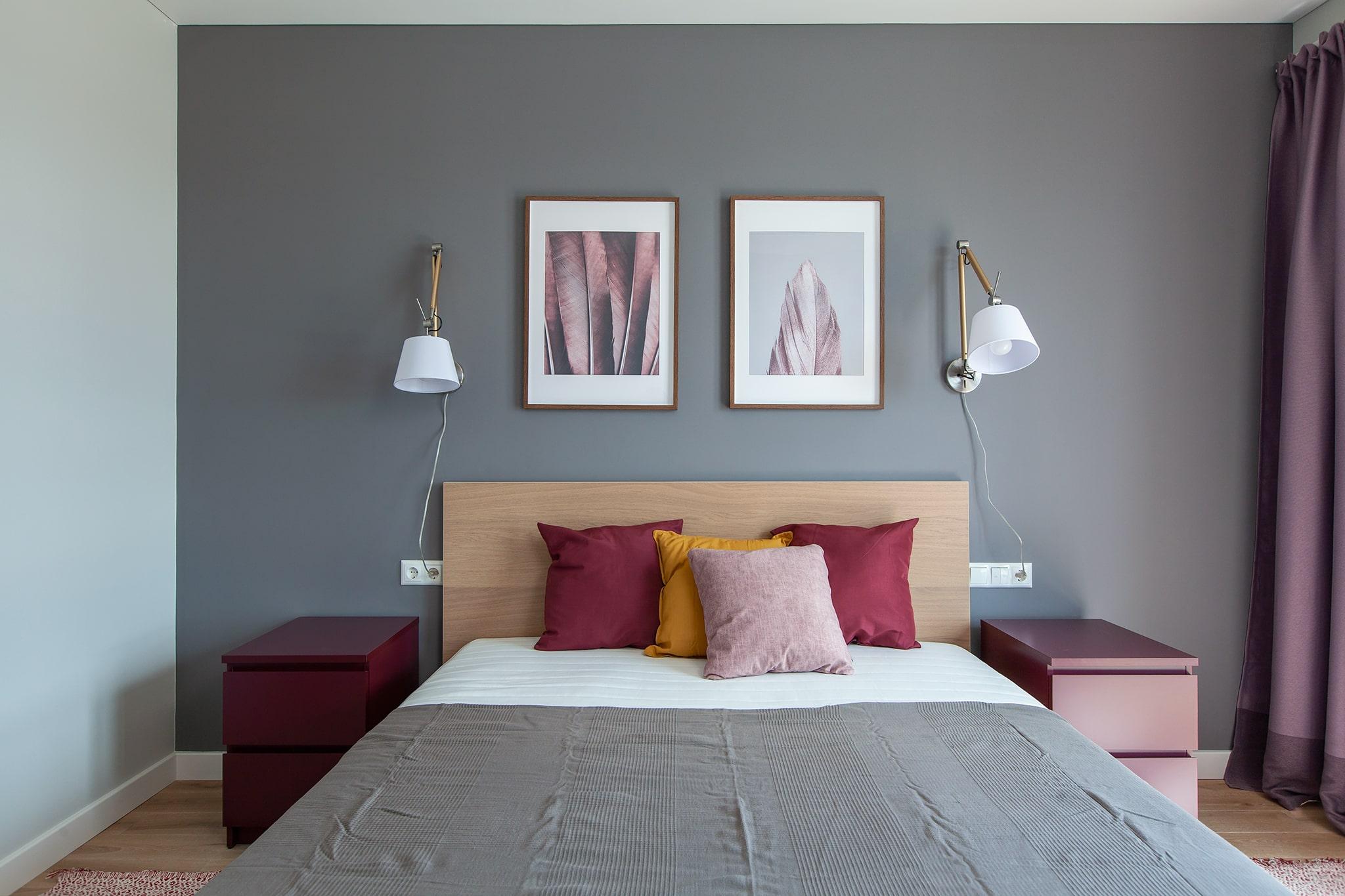 Visuose butuose yra visi komfortiškam gyvenimui reikalingi baldai